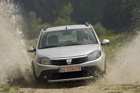 Dacia Sandero Stepway 1.6 MPI