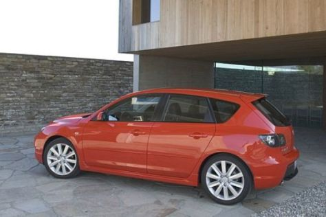 Test Mazda3 MPS