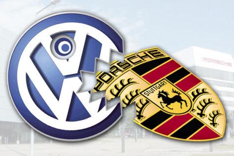 Montage VW/Porsche-Fusion