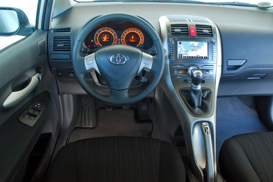 Toyota Auris 1.6 Executive