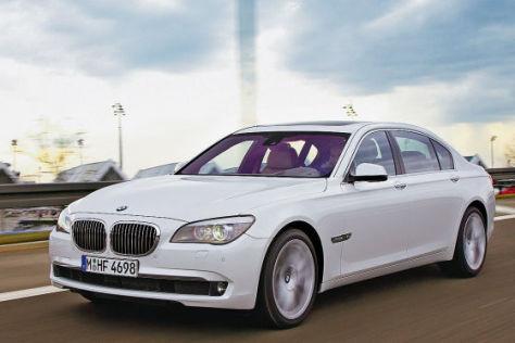 Fahrbericht BMW 760Li