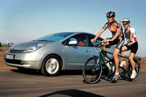 100.000-km-Dauertest Toyota Prius II