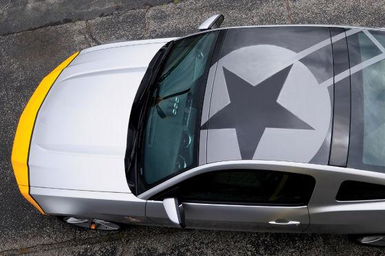 Ford Mustang AV-X10 'Dearborn Doll'
