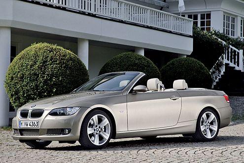 Elegant, dynamisch, kraftvoll: das neue BMW 3er Cabrio.