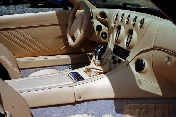Cockpit Wiesmann Roadster MF4