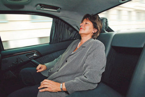 Vereidungung von Ulla Schmidt