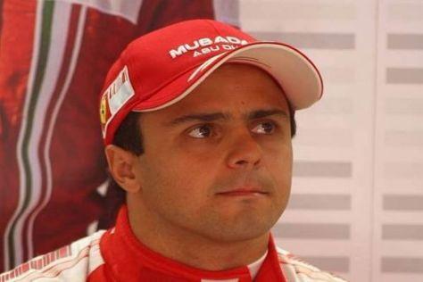 Felipe Massas Zustand ist auch über Nacht stabil geblieben