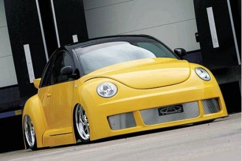 VW New Beetle von Jimmy Marinus
