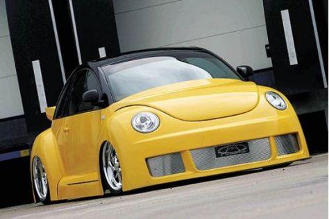 VW New Beetle von Jimmy Marinus