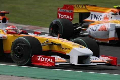 Harter Schlag für Renault: Das Team wurde vür Valencia gesperrt!