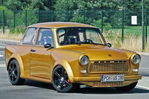 Trabant 601 von Ulf Strecker