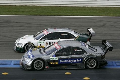 DTM-Finale in Hockenheim 2006