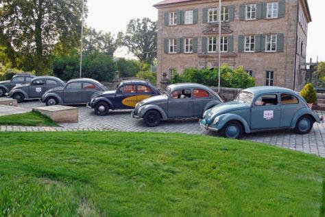 VW Käfer Erlangen-Peking