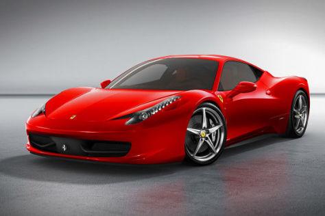 Ferrari 458 Italia NF