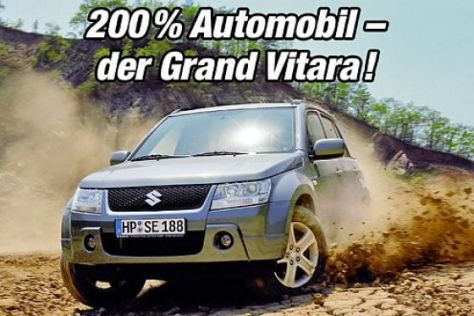 Angebot Suzuki Grand Vitara