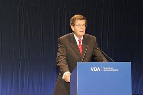 Gottschalk bleibt VDA-Präsident