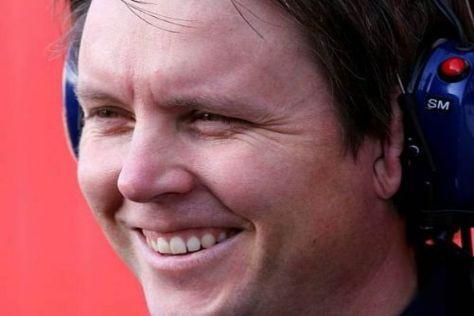 Sam Michael ist bester Laune: Bei Williams geht es spürbar bergauf