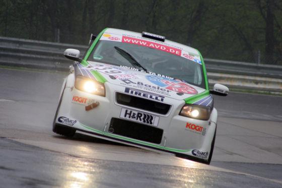 Tracktest Heico Volvo C30