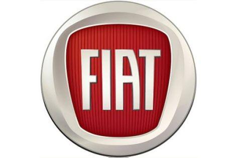 Neues Fiat-Logo