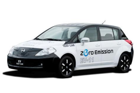 Nissan Tiida EV