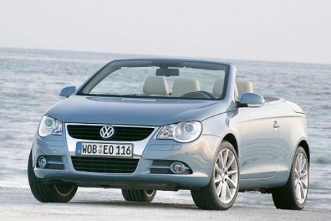 Marktstart VW Eos V6