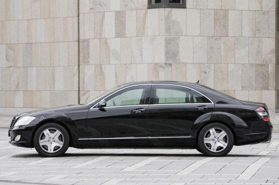 Mercedes-Benz S-Klasse S-Guard