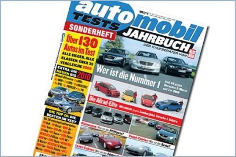 AUTOMOBIL TESTS JAHRBUCH 2007