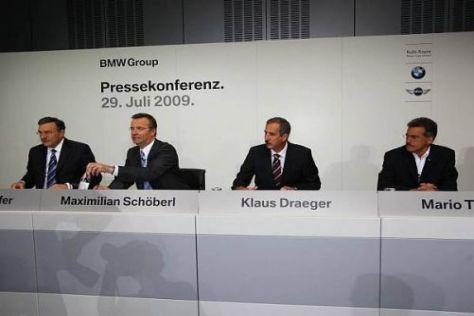 Der Ausstieg von BMW wurde heute in München bekannt gegeben
