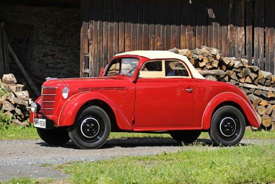 Rekonstruiert: Opel Kadett Strolch