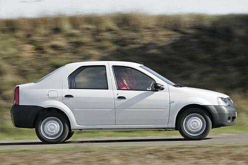 Der Basis-Logan kostet 7200 Euro – mit vier Türen, zwei Airbags und ABS.