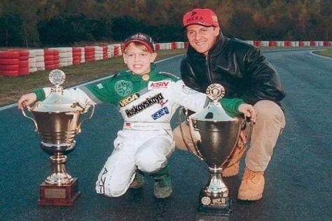 Wer hätte damals gedacht, dass es in der Formel 1 zum Duell kommen würde?