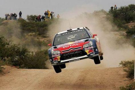 Auch Citroen hat sich für zwei weitere Jahre zur WRC bekannt