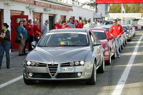 Alfa-Romeo-Aktion