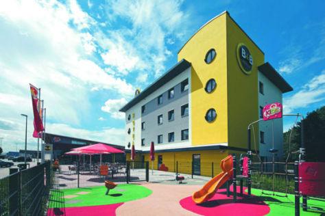 Tank-&-Rast-Hotel Rhynern bei Hamm an der A2