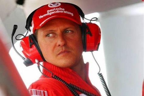 Michael Schumacher fiebert seinem Comeback bereits entgegen