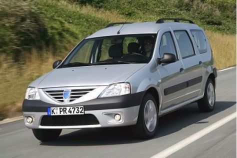 Test Dacia Logan Kombi