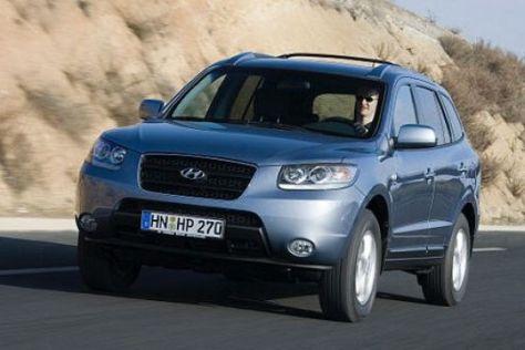 Mehr Leistung für den Hyundai Santa Fe