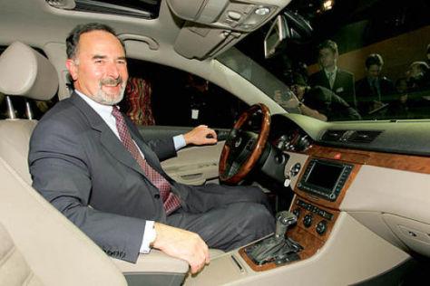 Wechsel an der Volkswagen-Spitze