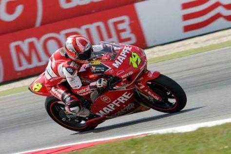 Alvaro Bautista: 2010 mit Aspar in der MotoGP oder bei einem anderen Team?