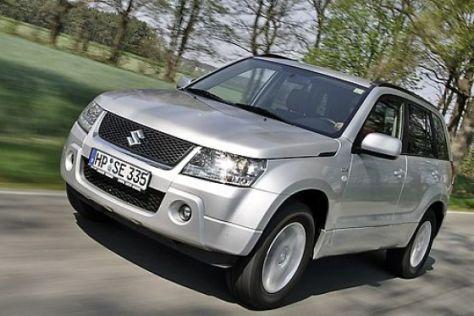 Rückruf Suzuki Grand Vitara Diesel