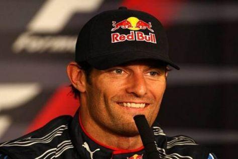 Mark Webber erwartet Michael Schumacher auf dem Formel-1-Podest