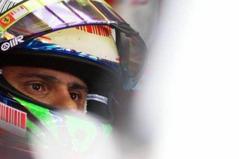 Felipe Massa ist froh, noch am Leben zu sein und will wieder Rennen fahren