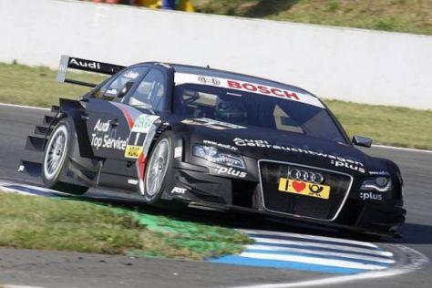 Timo Scheider hat in Oschersleben den 50. Sieg für Audi geholt