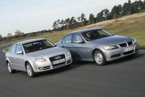 Test: Audi gegen BMW (1)