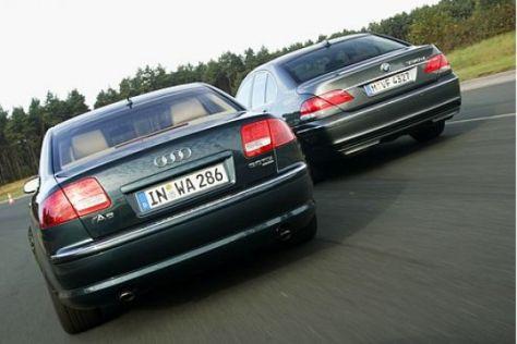 Test: Audi gegen BMW (2)