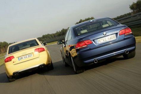 Test: Audi gegen BMW (4)
