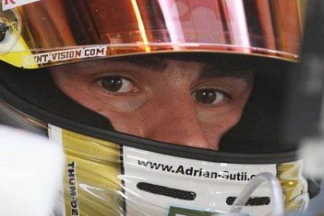 Adrian Sutil möchte in Valencia erstmals Punkte im Force India holen