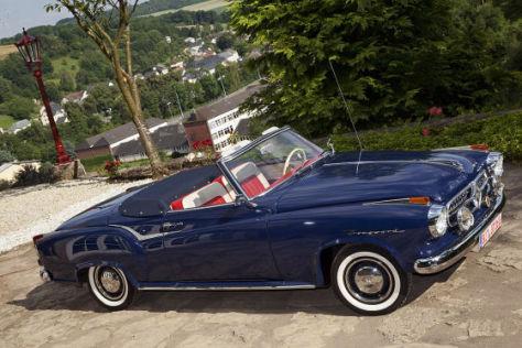 Borgward Isabella Deutsch Cabrio