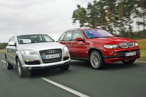 Test: Audi gegen BMW (5)