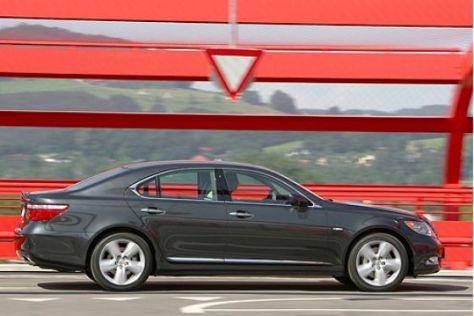 Preis Lexus LS 460